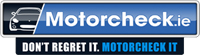 Ireland's most trusted car history provider - Motorcheck.ie